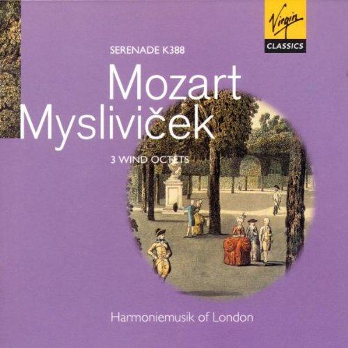 Mozart: Serenade, K388/Myslivicek: Octets