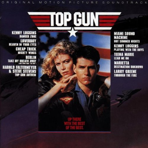 Original Motion Picture Soundtrack 'Top Gun' By Various