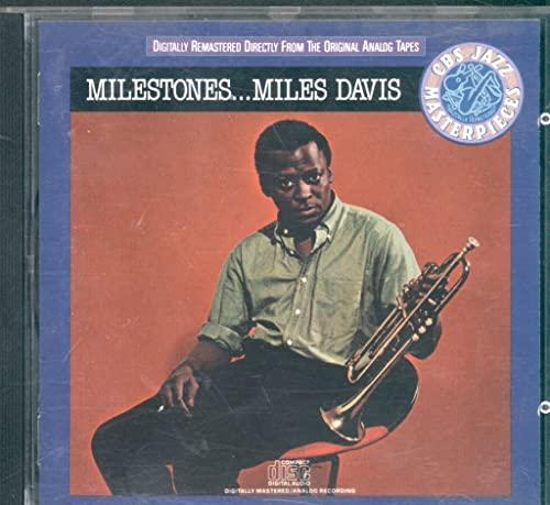 Davis Miles - Milestones By Davis Miles