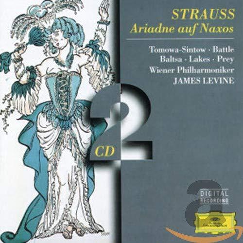 R Strauss: Ariadne auf Naxos