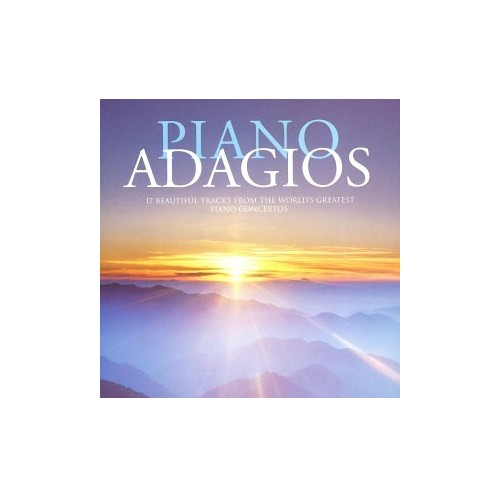 Various Composers - Piano Adagios