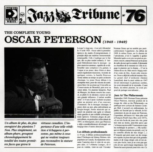 Oscar Peterson - The Complete Young...