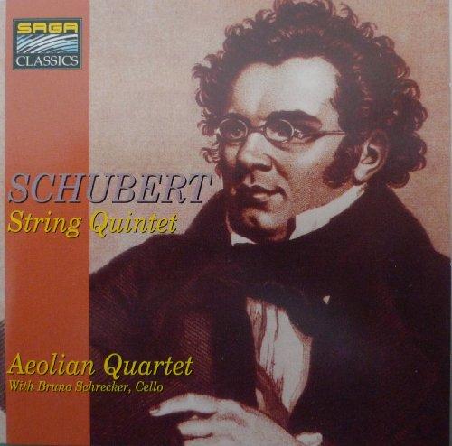 Bruno Schrecker - Schubert - String Quintet