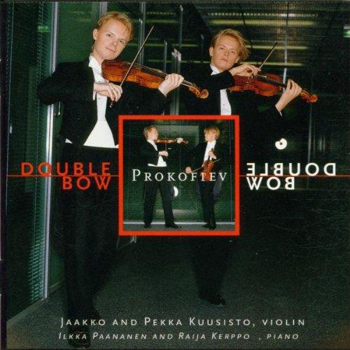 Sergey Prokofiev - Prokofiev-Double Bow