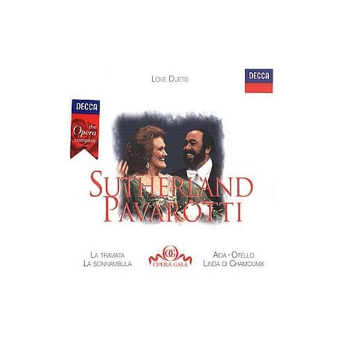 Sutherland/Pavarotti - Love Duets