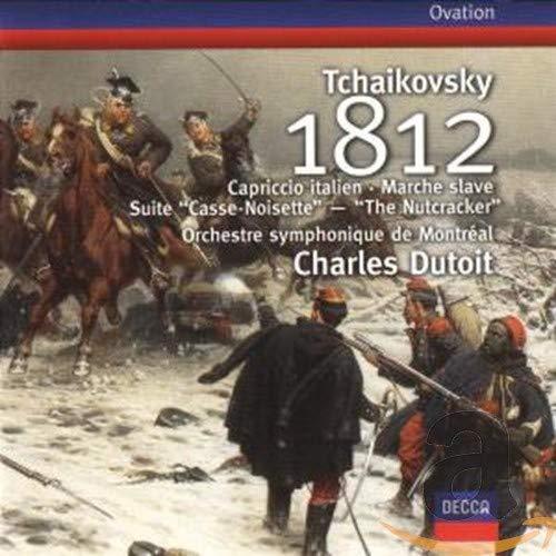 Tchaikovsky, P.I. - Tchaikovsky: 1812 Overture; Capriccio Italien; Nutcracker Suite etc.