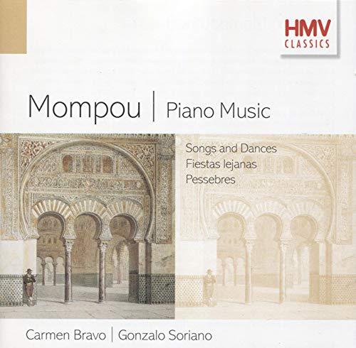 Carmen Bravo - Mompou - Piano Music