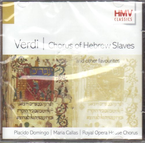 Chorus of Hebrew Slaves and other favourites