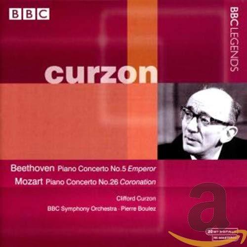 Beethoven - Piano Concerto No 5. Mozart - Piano Concerto No 26