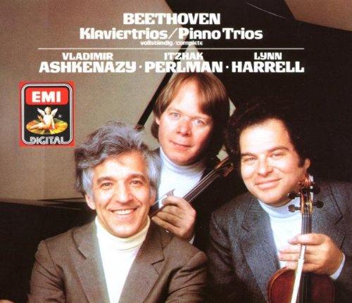Harrell - Beethoven: Piano Trios By Harrell