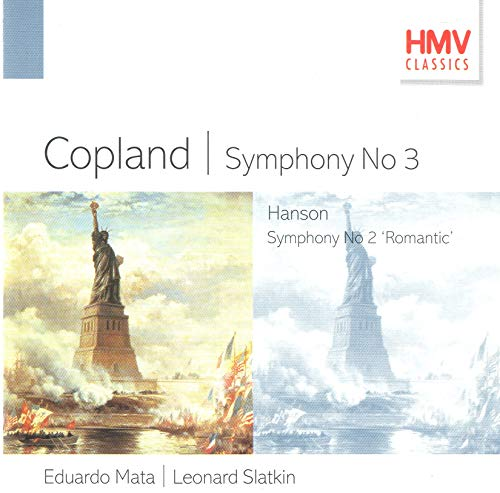 Hanson and Copland Symphonies