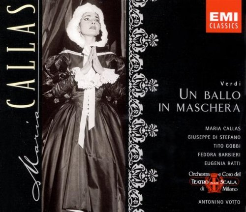 Bal Masque Scala Callas