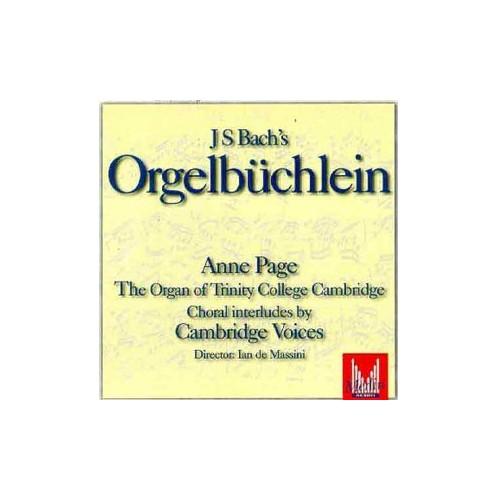 Anne Page - Bach: Orgelbüchlein