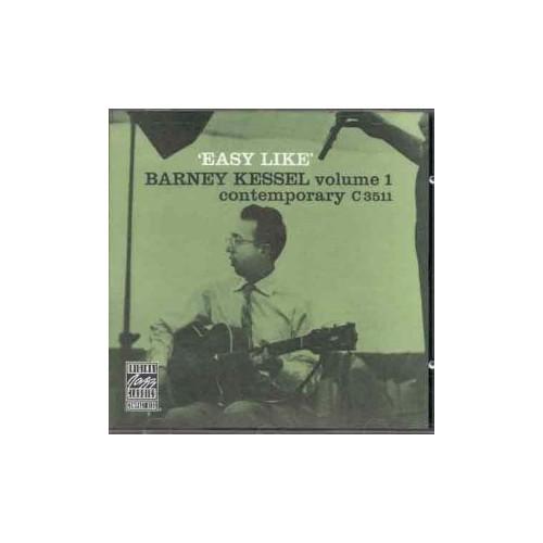 Barney Kessel - Easy Like - Volume 1: Contemporary C3511 By Barney Kessel