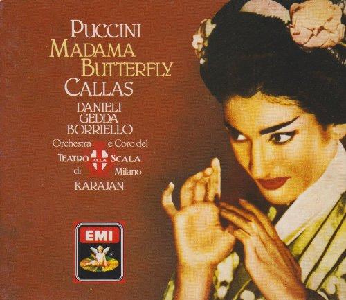 Gedda - Puccini: Madama Butterfly