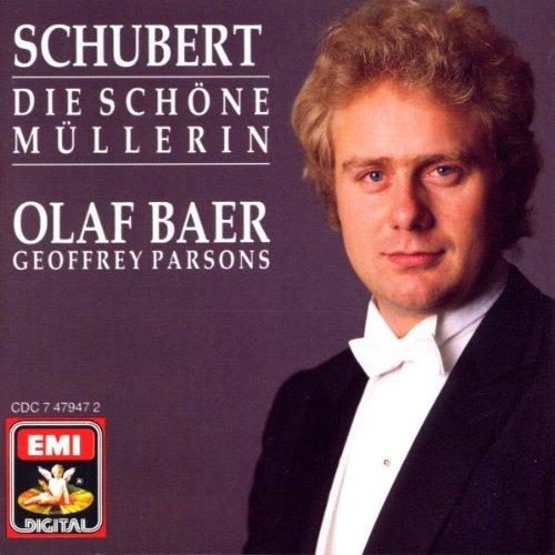 Olaf Bar - Die Schone Mullerin