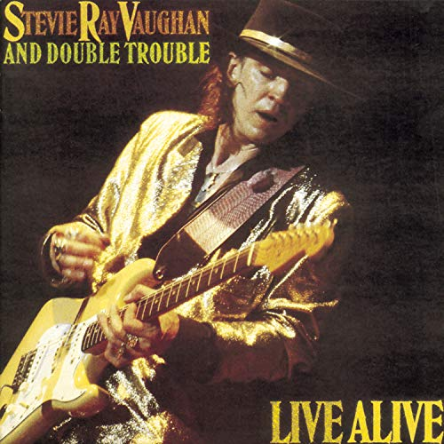 Live Alive By Stevie Ray Vaughan & Double Trouble
