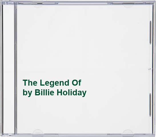 Billie Holiday - The Legend Of Billie Holiday