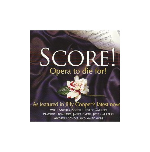 Various Artists - Score!  Opera To Die For