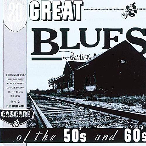 Various Artists - 20 Great Blues Recordings of the 50's and 60's