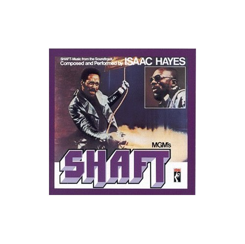 Isaac Hayes - Shaft: Original Soundtrack By Isaac Hayes