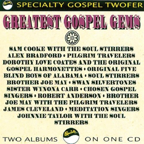 Various Artists - Greatest Gospel Gems Vol.1 & 2