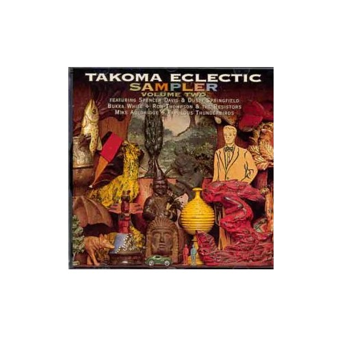 Various Artists - Takoma Eclectic Samp