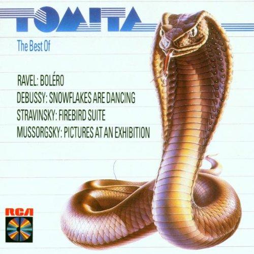 Tomita, Isao - The Best of Tomita
