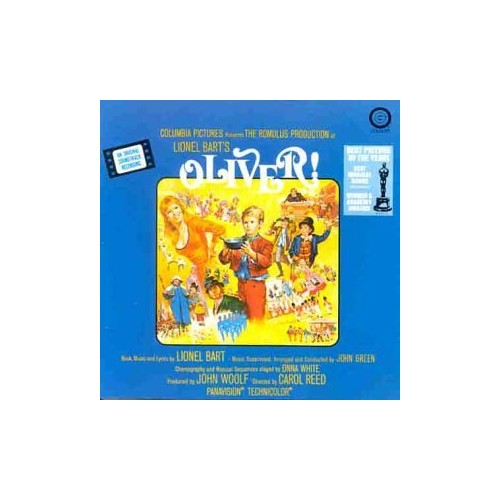 Oliver!: AN ORIGINAL SOUNDTRACK RECORDING By Various Artists