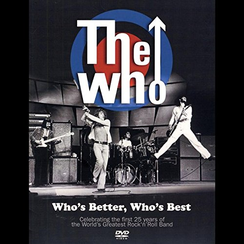 Who - Who's Better Who's Best: Very Best of the Who