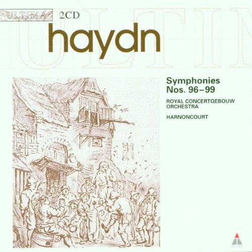 Haydn: Symphonies Nos 96-99