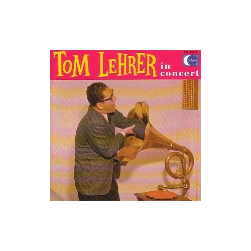 Tom Lehrer in Concert By John Tracy
