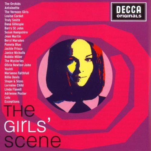 Various Artists - The Girls' Scene