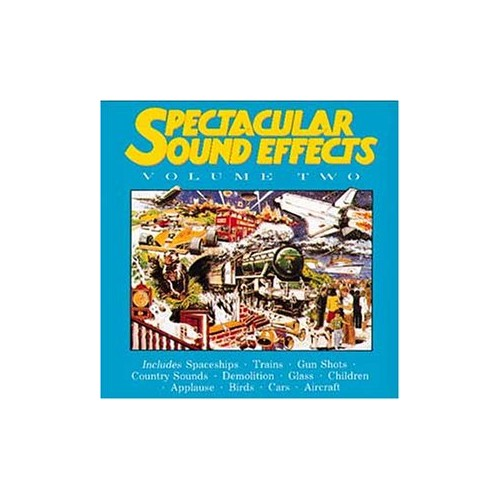 Various Artists - Spectacular Sound Effects 2