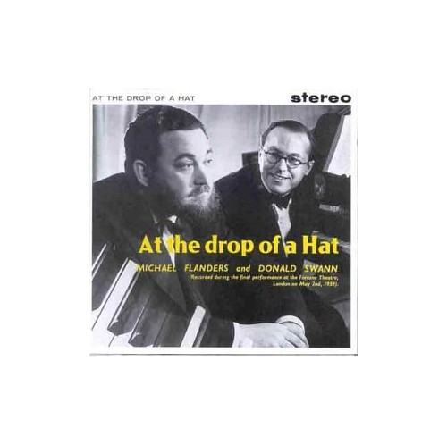 Donald Swann - At The Drop Of A Hat