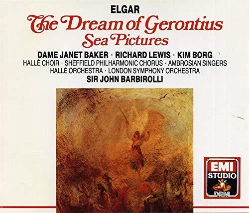 Elgar - The Dream of Gerontius / Sea Pictures