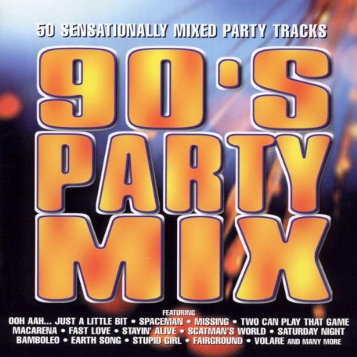 Various Artists - 90's Party Mix