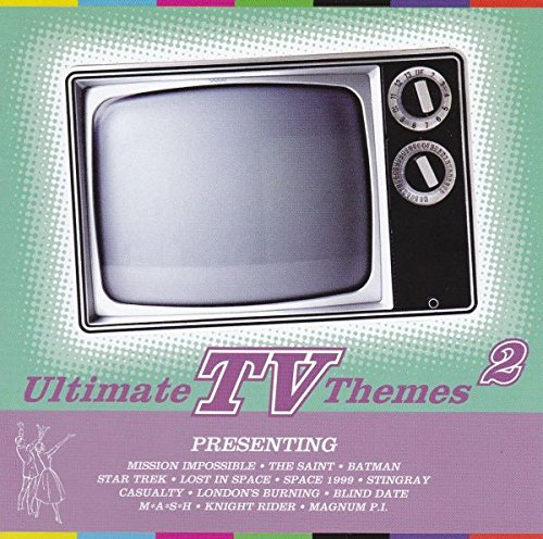 Various Artists - Ultimate TV Themes - II