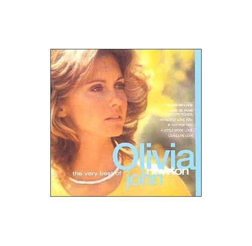 Olivia Newton-John - The Very Best Of Olivia Newton John