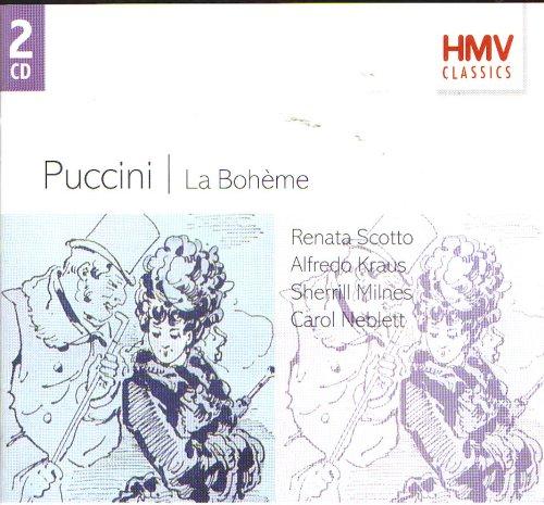 La Boheme : Opera in Four Acts (HMV Classics)