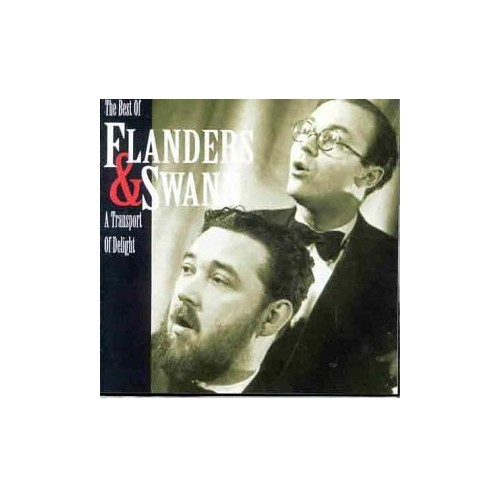 Transport Of Delight: The Best Of Flanders & Swann By Flanders and Swann