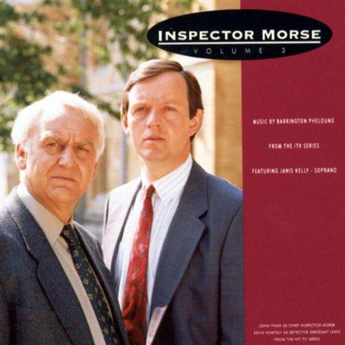 Barrington Pheloung - Inspector Morse - 3