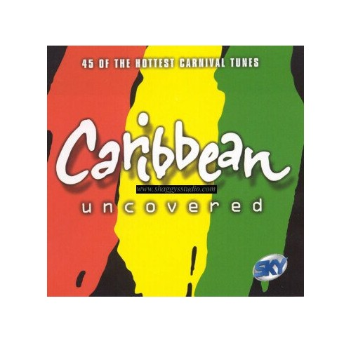 Various - Caribbean Uncovered By Various
