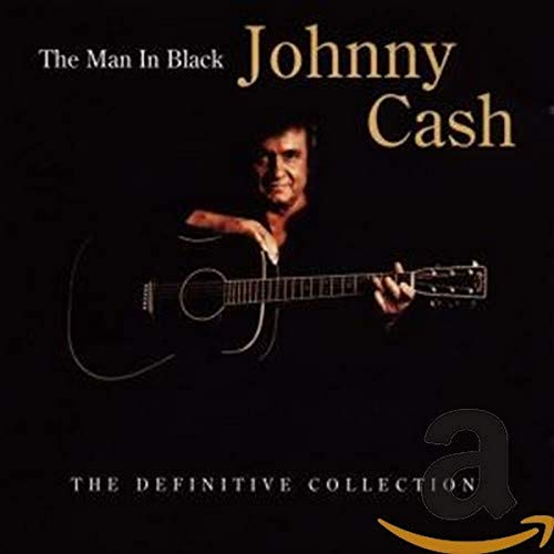The Man in Black: The Definitive Collection By Johnny Cash