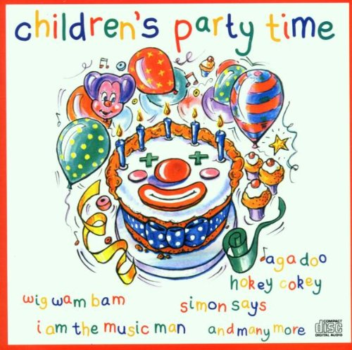 The Kid's Players - Children's Party Time By The Kid's Players
