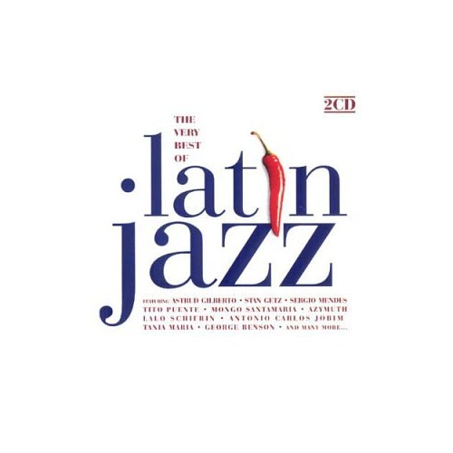 Various Artists - The Very Best of Latin Jazz By Various Artists