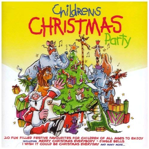 Childrens Christmas Party By Paul O'Brien All Stars Christmas Band
