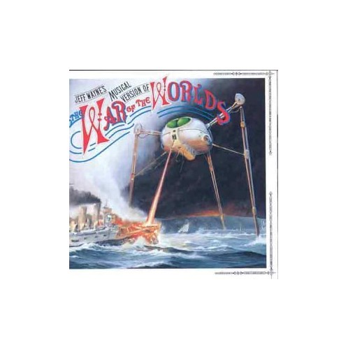 Chris Thompson - The War of the Worlds