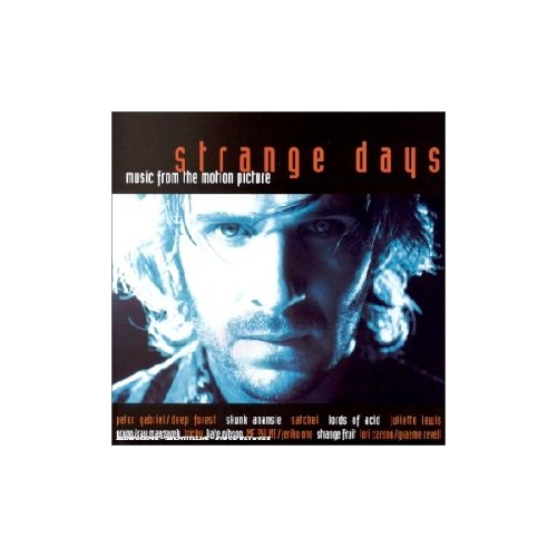Various - Strange Days Ost By Various