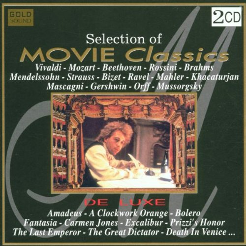 Various Artists - Movie Classics Selection By Various Artists